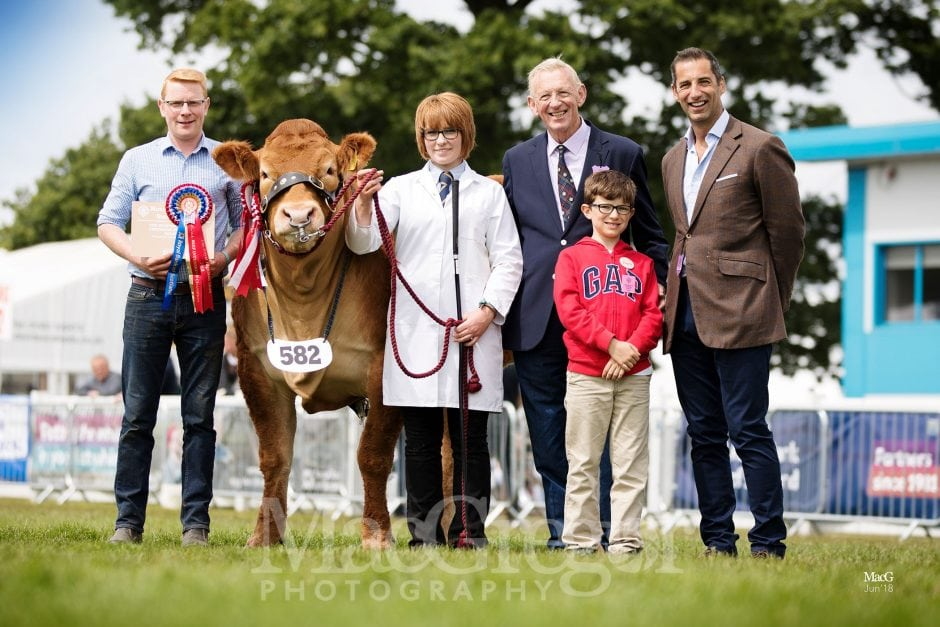 Royal Highland Show '18 - Cattle Champions