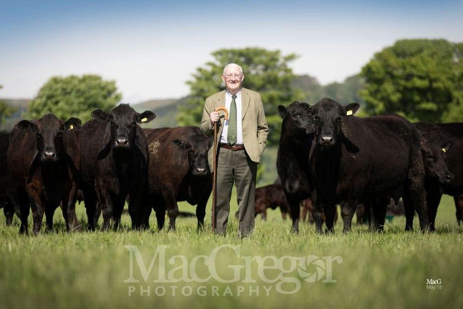 Moncur Aberdeen-Angus dispersal